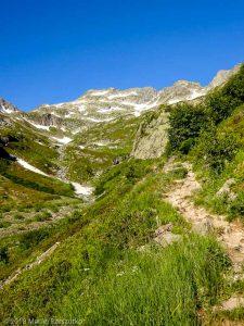Vallon de Bérard · Alpes, Préalpes de Savoie, Aiguilles Rouges, FR · GPS 46°0'27.77'' N 6°52'43.69'' E · Altitude 1732m