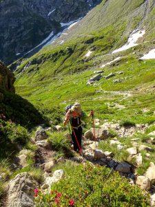 Vallon de Bérard · Alpes, Préalpes de Savoie, Aiguilles Rouges, FR · GPS 46°0'16.64'' N 6°52'1.08'' E · Altitude 1988m