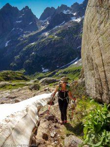 Vallon de Bérard · Alpes, Préalpes de Savoie, Aiguilles Rouges, FR · GPS 46°0'19.94'' N 6°51'54.43'' E · Altitude 2057m
