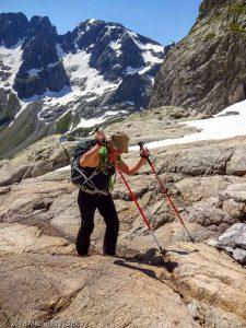 Traversée Salenton-Buet · Alpes, Préalpes de Savoie, Aiguilles Rouges, FR · GPS 46°0'27.83'' N 6°51'27.92'' E · Altitude 2407m