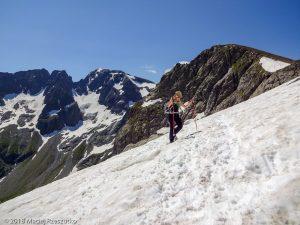 Traversée Salenton-Buet · Alpes, Préalpes de Savoie, Aiguilles Rouges, FR · GPS 46°0'32.32'' N 6°51'22.82'' E · Altitude 2457m