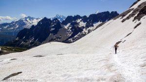Traversée Salenton-Buet · Alpes, Préalpes de Savoie, Aiguilles Rouges, FR · GPS 46°0'42.42'' N 6°51'10.21'' E · Altitude 2521m