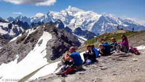 Traversée Salenton-Buet · Alpes, Préalpes de Savoie, Aiguilles Rouges, FR · GPS 46°0'51.55'' N 6°50'59.74'' E · Altitude 2614m