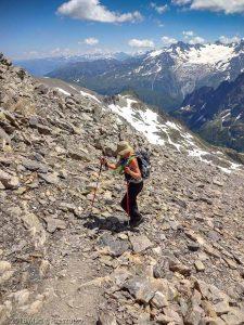 Traversée Salenton-Buet · Alpes, Préalpes de Savoie, Aiguilles Rouges, FR · GPS 46°1'10.47'' N 6°51'5.18'' E · Altitude 2856m