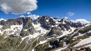Traversée Salenton-Buet · Alpes, Préalpes de Savoie, Aiguilles Rouges, FR · GPS 46°0'23.22'' N 6°51'32.34'' E · Altitude 2345m