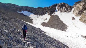 Combe des Verts · Alpes, Préalpes de Savoie, Chaîne des Aravis, FR · GPS 45°57'9.86'' N 6°33'5.53'' E · Altitude 2379m