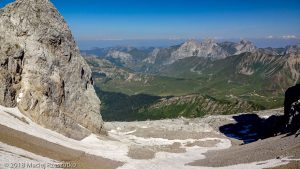 Combe des Verts · Alpes, Préalpes de Savoie, Chaîne des Aravis, FR · GPS 45°57'5.86'' N 6°33'13.19'' E · Altitude 2452m