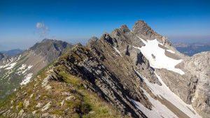 Col des Verts · Alpes, Préalpes de Savoie, Chaîne des Aravis, FR · GPS 45°57'5.82'' N 6°33'17.75'' E · Altitude 2509m