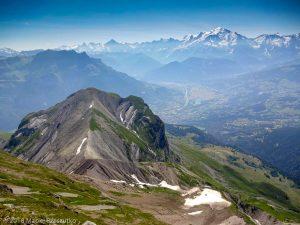 Cheminées de Salanches · Alpes, Préalpes de Savoie, Chaîne des Aravis, FR · GPS 45°57'11.84'' N 6°33'20.79'' E · Altitude 2565m