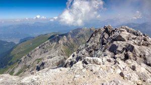 La Pointe Percée · Alpes, Préalpes de Savoie, Chaîne des Aravis, FR · GPS 45°57'20.70'' N 6°33'21.26'' E · Altitude 2749m