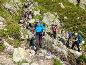 Vallon de Bérard · Alpes, Préalpes de Savoie, Aiguilles Rouges, FR · GPS 46°0'12.27'' N 6°51'52.50'' E · Altitude 2084m