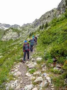 Vallon de Bérard · Alpes, Préalpes de Savoie, Aiguilles Rouges, FR · GPS 46°0'25.75'' N 6°52'34.83'' E · Altitude 1782m