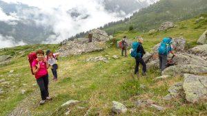 Chalets de Loriaz · Alpes, Préalpes de Savoie, Aiguilles Rouges, FR · GPS 46°2'18.87'' N 6°54'46.58'' E · Altitude 2012m