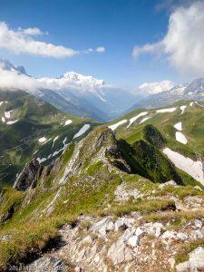 Croix de Fer · Alpes, Massif du Mont-Blanc, Vallée de Chamonix, FR · GPS 46°2'10.51'' N 6°58'33.98'' E · Altitude 2344m