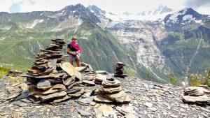 Ardoisières · Alpes, Massif du Mont-Blanc, Vallée de Chamonix, FR · GPS 46°0'51.20'' N 6°56'20.30'' E · Altitude 2066m