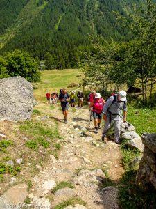 Vallon de Bérard · Alpes, Préalpes de Savoie, Aiguilles Rouges, FR · GPS 46°1'9.06'' N 6°54'58.13'' E · Altitude 1368m