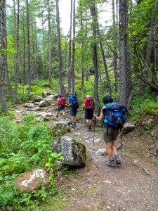 Vallon de Bérard · Alpes, Préalpes de Savoie, Aiguilles Rouges, FR · GPS 46°1'1.78'' N 6°53'55.33'' E · Altitude 1572m