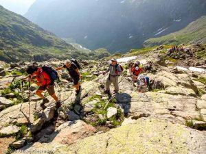 Dans la montée au Mont Buet · Alpes, Préalpes de Savoie, Aiguilles Rouges, FR · GPS 46°0'21.53'' N 6°51'35.00'' E · Altitude 2339m