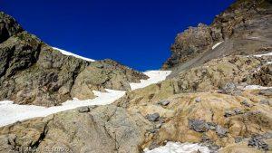 Dans la montée au Mont Buet · Alpes, Préalpes de Savoie, Aiguilles Rouges, FR · GPS 46°0'27.86'' N 6°51'28.28'' E · Altitude 2436m