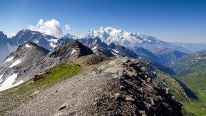 Dans la montée au Mont Buet · Alpes, Préalpes de Savoie, Aiguilles Rouges, FR · GPS 46°0'51.18'' N 6°50'59.02'' E · Altitude 2657m