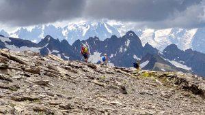 Dans la descente du Mont Buet · Alpes, Préalpes de Savoie, Aiguilles Rouges, FR · GPS 46°1'1.21'' N 6°51'5.89'' E · Altitude 2738m