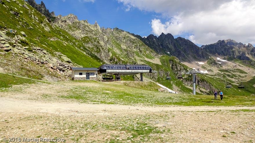 Planpraz · Alpes, Préalpes de Savoie, Aiguilles Rouges, FR · GPS 45°56'16.61'' N 6°50'58.24'' E · Altitude 2075m