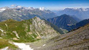 Crete de Grandes Autannes · Alpes, Massif du Mont-Blanc, Vallée de Chamonix, FR · GPS 46°1'15.73'' N 6°58'41.95'' E · Altitude 2508m