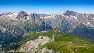 Grandes Autannes · Alpes, Massif du Mont-Blanc, Vallée de Chamonix, FR · GPS 46°1'10.46'' N 6°58'52.82'' E · Altitude 2680m