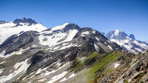 Grandes Autannes · Alpes, Massif du Mont-Blanc, Vallée de Chamonix, FR · GPS 46°1'10.27'' N 6°58'53.05'' E · Altitude 2680m