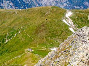 Grandes Autannes · Alpes, Massif du Mont-Blanc, Vallée de Chamonix, FR · GPS 46°1'10.25'' N 6°58'53.16'' E · Altitude 2680m