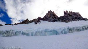 Arête NNO du Mont Maudit · Alpes, Massif du Mont-Blanc, Vallée de Chamonix, FR · GPS 45°50'52.00'' N 6°52'25.12'' E · Altitude 4351m