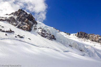 Mont Maudit depuis le Col Maudit · Alpes, Massif du Mont-Blanc, Vallée de Chamonix, FR · GPS 45°51'12.85'' N 6°52'59.65'' E · Altitude 4024m