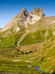 Itinéraire N°14 dans le Val Veny · Alpes, Massif du Mont-Blanc, Val Veny, IT · GPS 45°46'45.78'' N 6°51'49.47'' E · Altitude 1971m