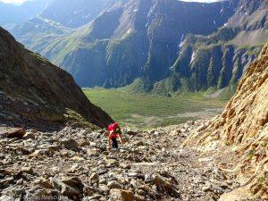 Itinéraire N°14 dans le Val Veny · Alpes, Massif du Mont-Blanc, Val Veny, IT · GPS 45°46'56.06'' N 6°50'48.58'' E · Altitude 2605m