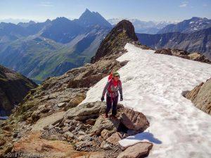 Itinéraire N°14 dans le Val Veny · Alpes, Massif du Mont-Blanc, Val Veny, IT · GPS 45°47'1.11'' N 6°50'36.07'' E · Altitude 2836m