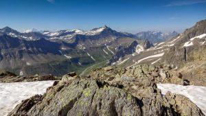Itinéraire N°14 dans le Val Veny · Alpes, Massif du Mont-Blanc, Val Veny, IT · GPS 45°47'1.15'' N 6°50'35.94'' E · Altitude 2838m