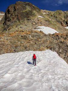 Itinéraire N°14 dans le Val Veny · Alpes, Massif du Mont-Blanc, Val Veny, IT · GPS 45°47'1.13'' N 6°50'36.09'' E · Altitude 2839m