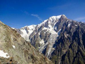 Derniers 200 mètres · Alpes, Massif du Mont-Blanc, Val Veny, IT · GPS 45°47'21.33'' N 6°50'13.26'' E · Altitude 3203m