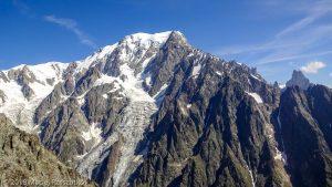 Derniers 200 mètres · Alpes, Massif du Mont-Blanc, Val Veny, IT · GPS 45°47'21.32'' N 6°50'13.22'' E · Altitude 3204m