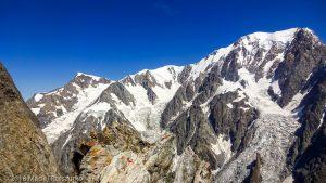 Petit Mont Blanc · Alpes, Massif du Mont-Blanc, Val Veny, IT · GPS 45°47'30.31'' N 6°49'58.80'' E · Altitude 3435m