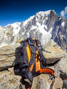 Petit Mont Blanc · Alpes, Massif du Mont-Blanc, Val Veny, IT · GPS 45°47'30.30'' N 6°49'58.79'' E · Altitude 3433m