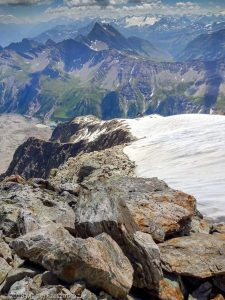 Petit Mont Blanc · Alpes, Massif du Mont-Blanc, Val Veny, IT · GPS 45°47'28.94'' N 6°50'3.63'' E · Altitude 3357m