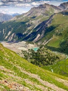 Itinéraire N°14 dans le Val Veny · Alpes, Massif du Mont-Blanc, Val Veny, IT · GPS 45°46'49.05'' N 6°50'58.21'' E · Altitude 2406m