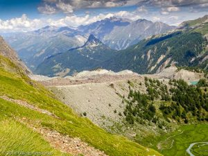 Itinéraire N°14 dans le Val Veny · Alpes, Massif du Mont-Blanc, Val Veny, IT · GPS 45°46'41.40'' N 6°51'9.16'' E · Altitude 2217m