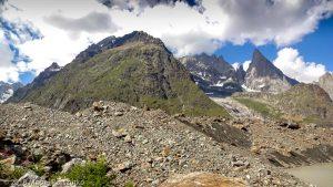 La du Miage · Alpes, Massif du Mont-Blanc, Val Veny, IT · GPS 45°46'42.63'' N 6°52'11.25'' E · Altitude 2018m