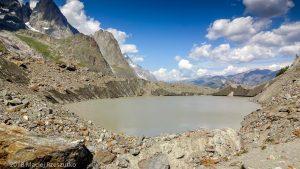 La du Miage · Alpes, Massif du Mont-Blanc, Val Veny, IT · GPS 45°46'42.71'' N 6°52'11.47'' E · Altitude 2017m