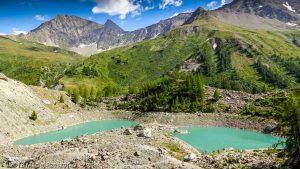 La du Miage · Alpes, Massif du Mont-Blanc, Val Veny, IT · GPS 45°46'42.52'' N 6°52'12.08'' E · Altitude 2012m