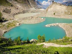 La du Miage · Alpes, Massif du Mont-Blanc, Val Veny, IT · GPS 45°46'39.71'' N 6°52'11.18'' E · Altitude 2031m