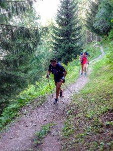 Montée au Plan de l'Aiguille · Alpes, Massif du Mont-Blanc, Vallée de Chamonix, FR · GPS 45°54'35.37'' N 6°52'8.61'' E · Altitude 1311m