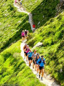 Descente de la Jonction · Alpes, Massif du Mont-Blanc, Vallée de Chamonix, FR · GPS 45°52'56.71'' N 6°51'17.21'' E · Altitude 2237m